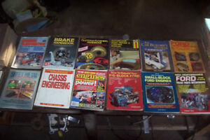 automotive books and magazines