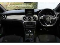 2018 Mercedes-Benz CLA CLASS CLA 180 AMG Line 4dr Saloon Petrol Manual