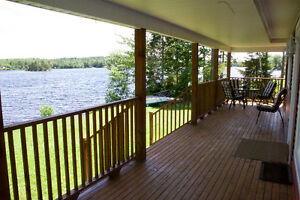 Beautiful Lake Front Home FOR RENT