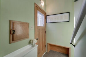 Legal 2 Bedroom Basement Suite with Separate Laundry -$925