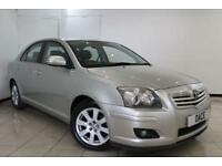 2007 57 TOYOTA AVENSIS 1.8 TR VVT-I 5DR AUTOMATIC 128 BHP