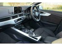 2019 Audi A4 DIESEL SALOON 40 TDI Quattro S Line 4dr S Tronic Auto Saloon Diesel
