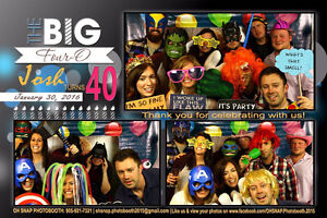 Oh SNAP Photobooth - SNAPtastic Photo Booth for any events! Oakville / Halton Region Toronto (GTA) image 9