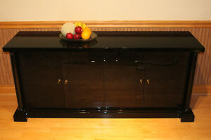 Modern 4-door Sideboard/Buffet - MUST SEE!