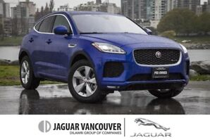 2018 Jaguar E-Pace P300 AWD R-Dynamic S *Certified Pre-Owned!
