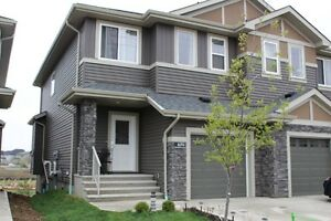 Beautiful Half Duplex Family House  For Sale In Edmonton