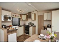stunning 2 bedroom holiday home for sale sited at 5* park in the Yorkshire Wolds