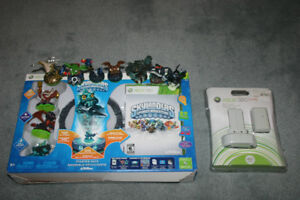 XBox 360 Skylander and Quick Charge Kit