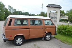1982 Vanagon Westfalia for sale