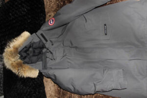 Canada Goose - Langford Hooded Down Filled Parka $650