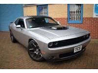 Dodge Challenger V8 HEMI R/T SHAKER Coupe Manual UK REGISTERED