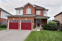 Well Maintained 4 Bedroom in Bowmanville on Premium Lot