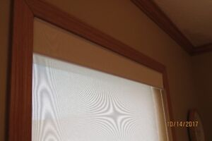 Shadex sun/shade roller blinds