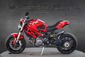 2012 62 DUCATI MONSTER M1100 E-A 1100CC 0% DEPOSIT FINANCE AVAILABLE