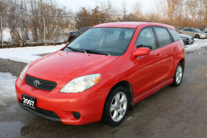 *SOLD* 2007 Toyota Matrix XR | Safetied | Automatic