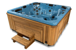 **$382/mo (oac)** BEST SELLER! AWESOME HOT TUB w/ LOUNGER!