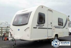 Bailey Orion 430-4, 2012, 4 Berth, Touring Caravan