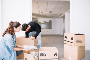 Vancouver's #1 Affordable Moving Company