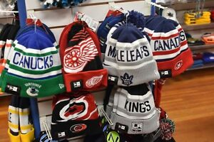 Toques - NHL - NFL - New Era and much more