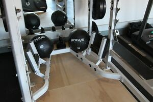 Hammer Strength Squat Rack Strathcona County Edmonton Area image 3