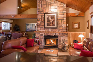 6 Bed Exec Chalet with Hot Tub - Blue Mountain