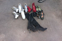 Shoes! Size 7.5-8, all prices negotiable