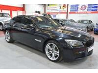 2011 61 BMW 7 SERIES 3.0 730D M SPORT 4D AUTO 242 BHP DIESEL
