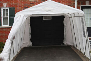 PROMOTION Abris Auto Simple 11 pieds À Vendre car shelter