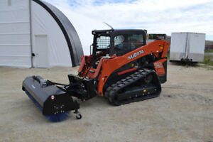 HQ for Canadian Built Skid Steer & Tractor Attachments!!
