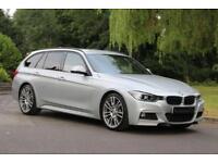 2014 63 BMW 3 SERIES 2.0 328I M SPORT TOURING 5D AUTO 242 BHP