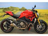 Ducati Monster 1200 S 2014**OHLINS SUSPENSION, GEAR INDICATOR, SEAT COWL**