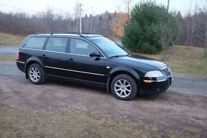 VW Passat Wagon- PARTS