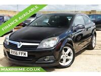 VAUXHALL ASTRA 1.8 SRI 16V 3D AUTOMATIC 140 BHP JUST SERVICED + WARRANTY