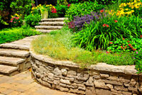 Landscaping Co. Looking for Long Term Assistants for Projects