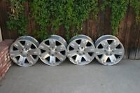 """Four 20 inch (20"""") Rims - Great Condition!"""