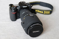D300 Nikon package (prefer to sell as package)
