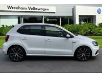 2015 Volkswagen Polo 1.8 TSI GTI 192PS DSG 5Dr, Cruise Control, Parking Sensors