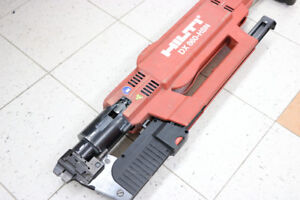 **POWDER-ACTUATED** Hilti  DX 860-HSN