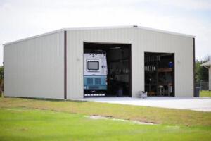 Indoor RV storage near yorkton