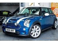 2006 MINI COOPER S 1.6 3DR XENONS! FINANCE ME! HATCHBACK PETROL