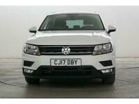 2017 Volkswagen Tiguan 2.0 TDi 150 SE Nav DSG Auto SUV Diesel Automatic