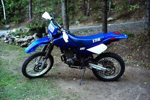 1999 Yamaha TT-R 250