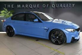 image for 2017 BMW M3 M3 4dr DCT [Competition Pack] Auto Saloon Petrol Automatic