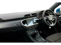 2019 Audi Q3 S line 35 TDI 150 PS S tronic Semi Auto Hatchback Diesel Automatic