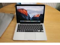 "MacBook Pro 13"" 2015 256gb i5 8gb ram"