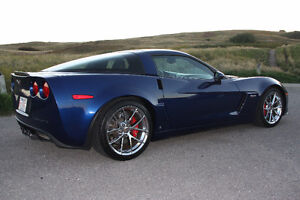 Immaculate Corvette Z06 with LOW Mileage
