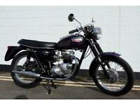 1968 Triumph T100S 500cc - Matching Numbers - Uk Model