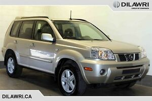 2005 Nissan X-Trail LE AWD at