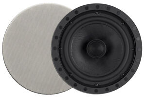 Ridley Acoustics KVC85F 8 inch Kevlar   in-ceiling speakers
