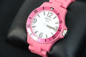**PRETTY IN PINK** Invicta Ladies' Watch, Angel 1209 (#15250)